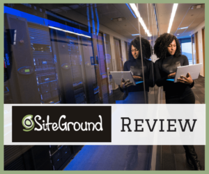 Siteground Review 2018 – The Web Host In Trend