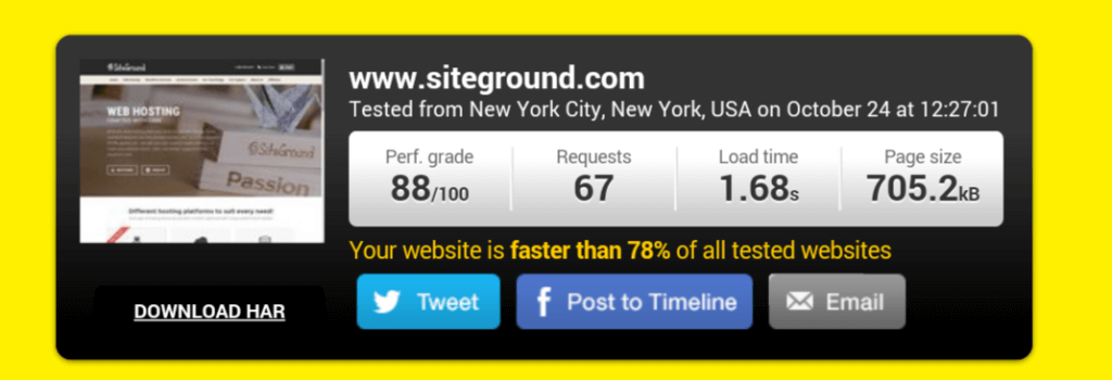 siteground vs hostgator review