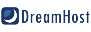 dreamhost review logo