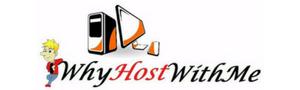 Whyhostwithme Logo