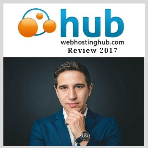 WebHostingHub review