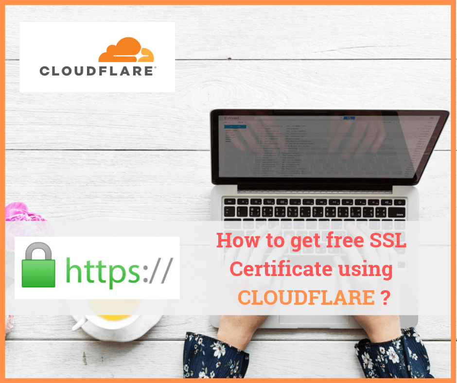 free ssl certificate using cloudflare